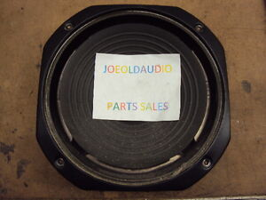 Technics-10-034-Woofer-Part-2540-7-Ohm-Needs-to-be-Reconed-Dent-in-Dust-Cone