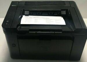 Details about HP LASERJET PROFESSIONAL P1606DN MONO PRINTER NO TONER   PAGE  COUNT BELOW 20,000