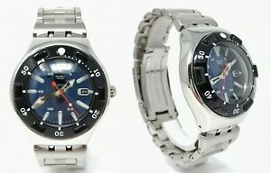 Swatch-Irony-scuba-200-stainless-steel-diver-watch-44-mm-diving-clock-sub-reloj