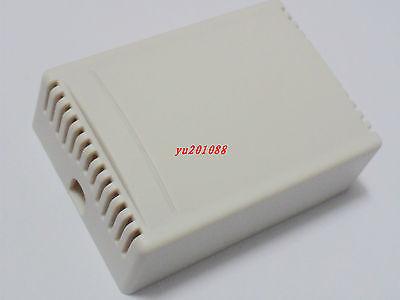 2pcs NEW DIY Plastic Project Box Electronic Junction Case 75x55x27mm