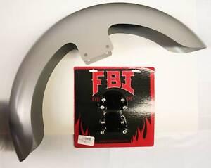 "FBI FAT BAGGERS 21"" BAGGER FRONT FENDER KIT 4 HARLEY TOURING STREET ROAD GLIDE"