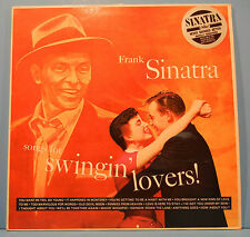 FRANK SINATRA SONGS FOR SWINGIN' LOVERS LP 1956 RE 84 UK GREAT COND! VG++/VG+!!C