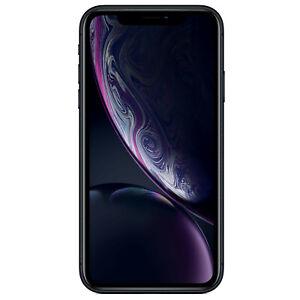 iPhone XR 64 Go - Noir - Débloqué - Reconditionné - Très bon état - Grade A