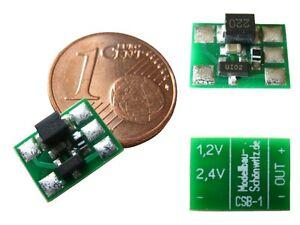 S364-2-Stueck-LED-Spannungswandler-CSB-1-Treiber-PR4401-Beleuchtung-Platine