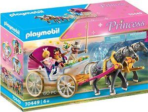 Playmobil 70449 - Carruaje Romántico tirado por caballos - NUEVO