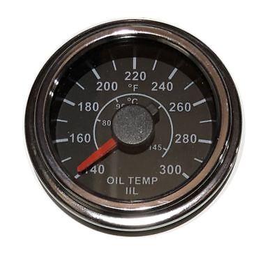 VDO 310 012D Oil Temp Gauge 300f Gauges Automotive Ignition
