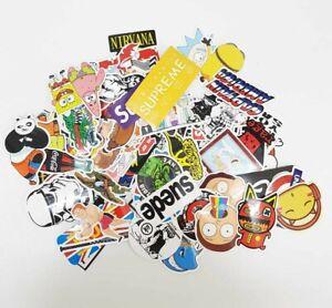 1-50-Mixed-Random-Assorted-Laptop-Notebook-Sketchbook-Stickers-Fun-Cute