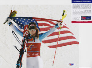 Mikaela-Shiffrin-2018-Olympics-Signed-Autograph-8x10-Photo-PSA-DNA-COA-6