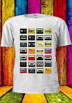 Casette Vintage Restro 60's 70's T-shirt Canotta Tank Top Uomini Donne Unisex 1247-mostra Il Titolo Originale Portare Più Convenienza Per Le Persone Nella Loro Vita Quotidiana