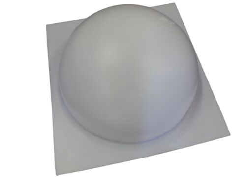 1//2 5 inch Half Sphere Ball Garden Cement Concrete Mold 7021 Moldcreations