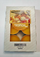 Duftteelicht / Teelichter Tropisch / Exotisch 6 er Packung Kerze von Bolsius