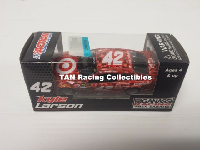 Kyle Larson 2014 Lionel/Action #42 Target Camo Chevy 1/64 Diecast FREE SHIP