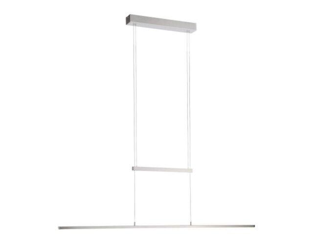LED Pendelleuchte Paul Neuhaus 2208-55 Fernbedienung Höhenverstellbar Dimmbar