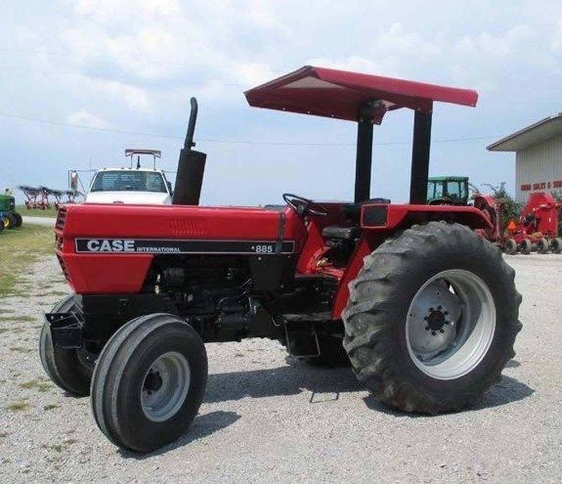 Case IH Tractors 385 485 585 685 885 Diesel Shop Service Repair Manual  Workshop | eBay