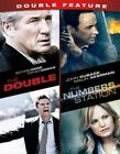 The Double / The Numbers Station - Blu-ray Region 1