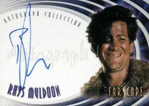Farscape-Through-the-Wormhole-Rhys-Muldoon-Autograph-Card-A40