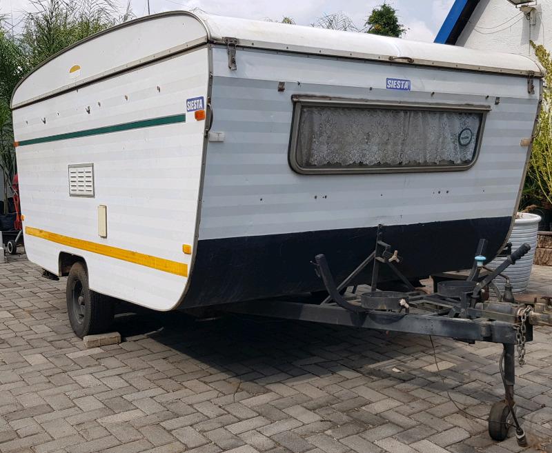 Jurgens Slipstream Siesta Caravan Fold up Light Weight 2nd