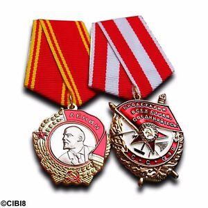 Order-of-Lenin-Order-of-The-Red-Banner-Set-Highest-Soviet-Military-Medals