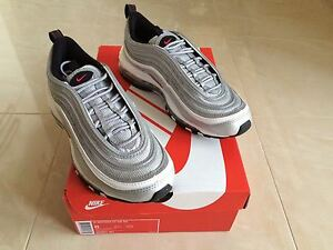 2016 NIKE AIR MAX 97 SILVER BULLET WOMENS SIZE UK 3 3.5 5 ... 1838aef3ee