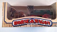 Ertl Horse and Wagon Coin Bank Toys