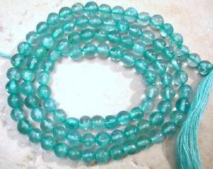 APATITE-4mm-Round-Gemstone-Beads-14-034-str-Select-a-Quantity
