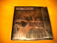 Cardsleeve Full CD HOLY MOSES No Matter What's The Cause 20TR 2006 trash