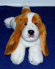 """10"""" Russ Berrie Yomiko Classics Basset Hound Plush Dog Stuffed Animal bassett"""