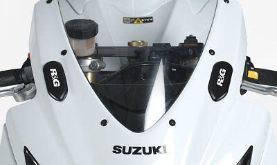 R/&g Racing Miroir plaques d/'obturation pour s/'adapter SUZUKI GSXR 750 K6-L0 2006-2010