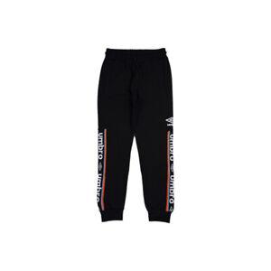Umbro-Pantalone-Felpa-Uomo-20ETPU0598-BLK-Nero