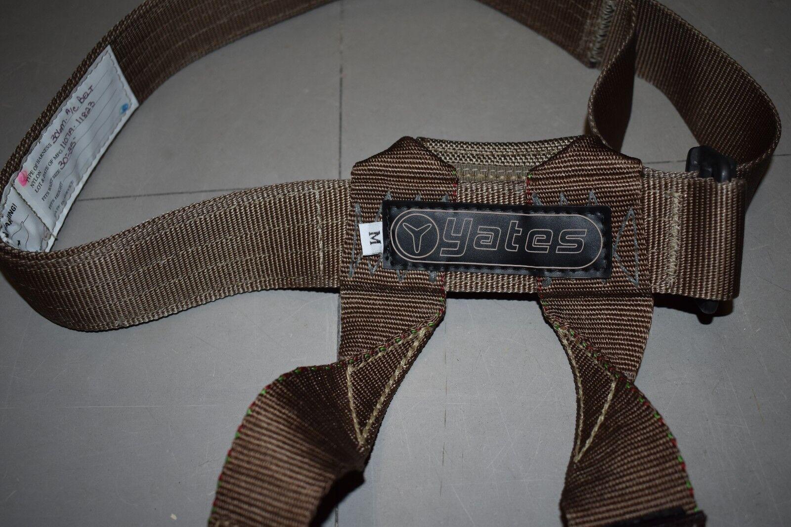 (L1C) Yates Assault Climbing Belts Medium Used
