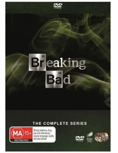 1 of 1 - Breaking Bad The Complete Season Series 1 2 3 4 5 6 DVD Box Set 1 - 6 boxset R4