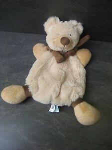 doudou-ours-ourson-beige-marron-baby-nat-039-etat-neuf