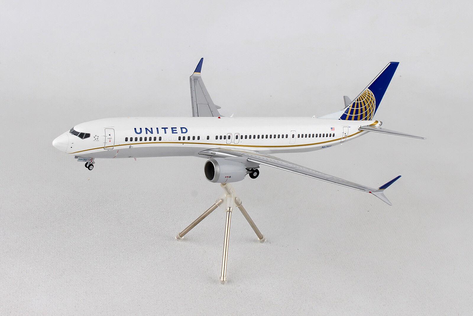 Gemini200 united airlines boeing 737 max 9 g2ual752 1   200 der verordn   n67501.neue
