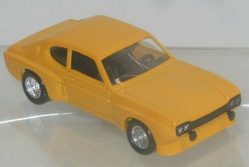 OVP 1 STÜCK 1:43 SOLIDO MODELL FORD CAPRI 2600 RS