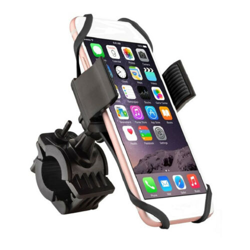Universal Moto De Montaña Bicicleta Bici Manillar Soporte para Teléfono Celular GPS