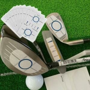 10pcs-set-Sport-Golf-Impact-Tapes-Labels-Recorder-Kit-for-Woods-Irons-and-Putter