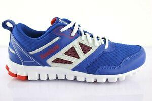 Details zu Reebok Realflex Damen Trainingsschuhe Laufschuhe Trainers Fitness Schuhe M43029