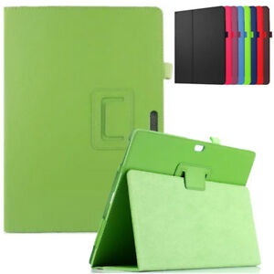 For-Microsoft-Surface-Tablet-Premium-PU-Leather-Folding-Folio-Case-Stand-Cover