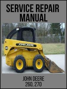 John-Deere-260-270-Skid-Steer-Loader-Technical-Manual-TM1780-USB