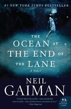 The Ocean at the End of the Lane by Neil Gaiman PB 2014 William Morrow