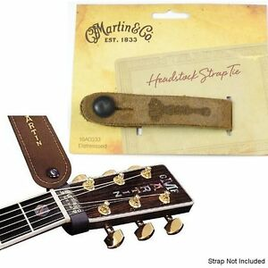 Martin-Acoustic-Guitar-Headstock-Leather-Strap-Button-Distressed-18A0033