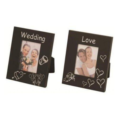 Image photo miniature en aluminium de 2 frame-set frame-different style-best Cadeau
