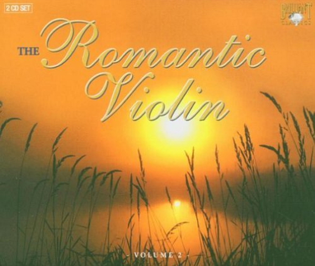The Romantic Violin Vol. 2 (Mela Tenenbaum, A. Nel, R. Kapp, 2 CDs)