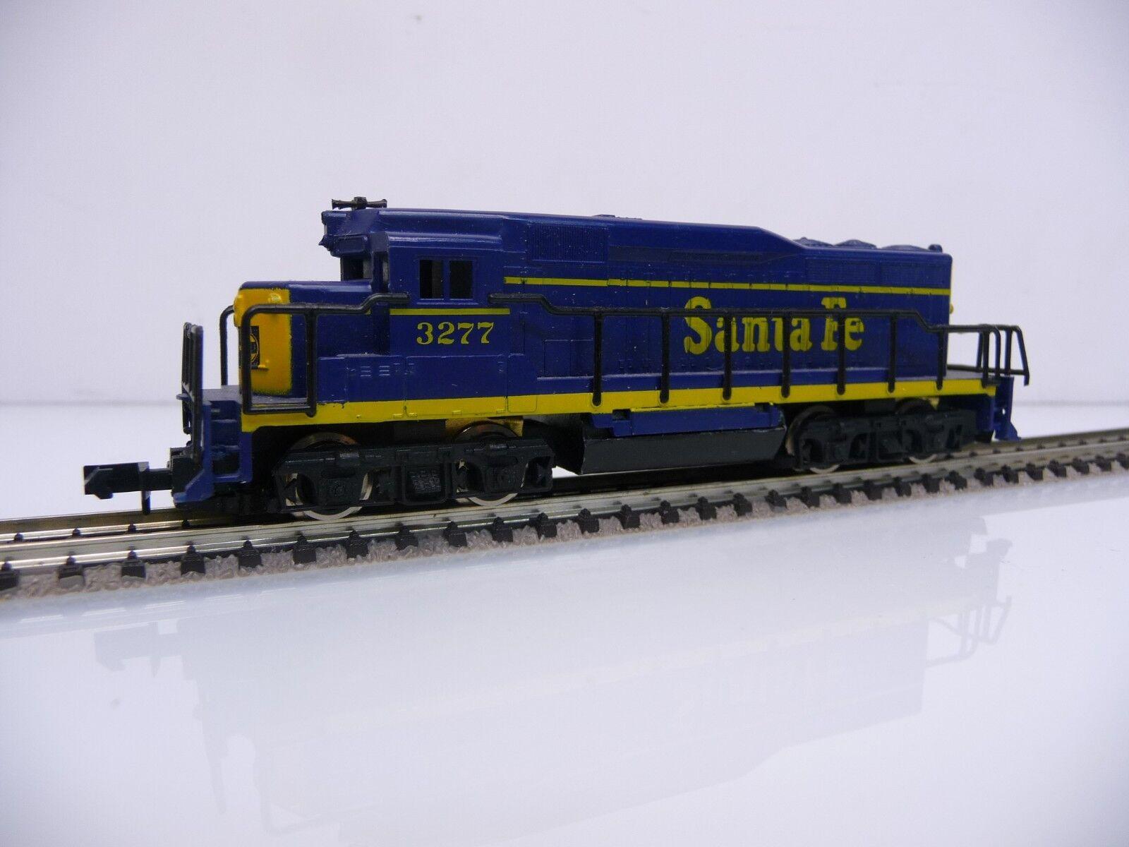 Arnold 5054 N 1 160 Diesellok Diesellok Diesellok BR GP 30 AT & SF Lok 3277 Ep. IV Guter Zustand dfb6c3