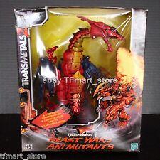 Transformers Beast Wars Predacon Megatron Fire Dragon Transmetals 2 Ani Mutants