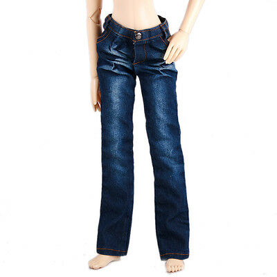 [wamami] Blue Jeans Trousers Pants 1/3 SD AOD DOD DZ BJD Dollfie