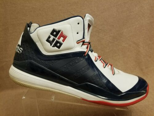 altas 78 Howard Zapatillas Dwight de blancas 17 blancas para y talla baloncesto hombre Adidas D CBCxnfvq4