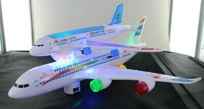 Airbus A380 Airline Happy Trip Double Plane Self Driving ...