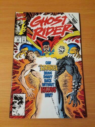 Ghost Rider #32 ~ NEAR MINT NM ~ 1992, Marvel Comics