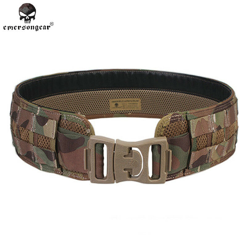EMERSON MOLLE Load Bearing Utility Belt Tactical Belt  Duty Military Airsoft Gear  no hesitation!buy now!
